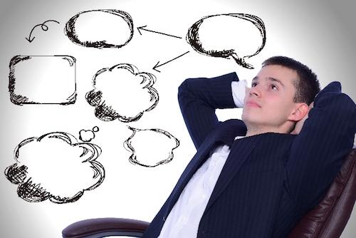 営業マンとしての思考はシンプル